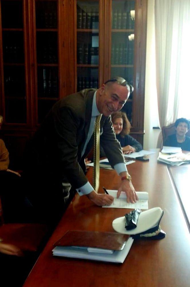 Controllo di vicinato: Alassio firma il Protocollo in prefettura