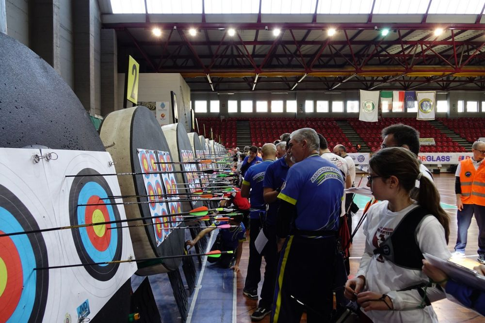 Il prossimo weekend la Alassio Archery Cup 2019