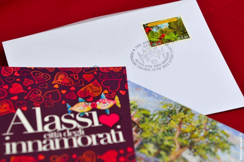#LoveInAlassio – La più Bella lettera d'Amore