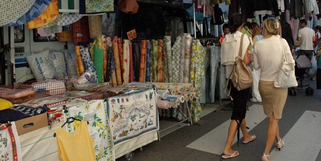 Mercato settimanale: da via Pera a Piazza Paccini