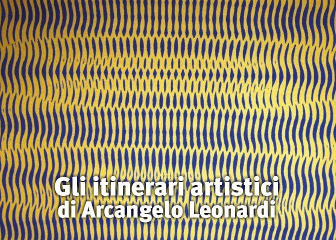 All'Anglicana gli Itinerari Artistici di Arcangelo Leonardi