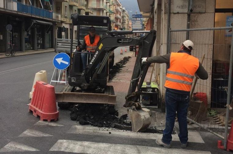 Avviati i lavori di abbattimento delle barriere architettoniche