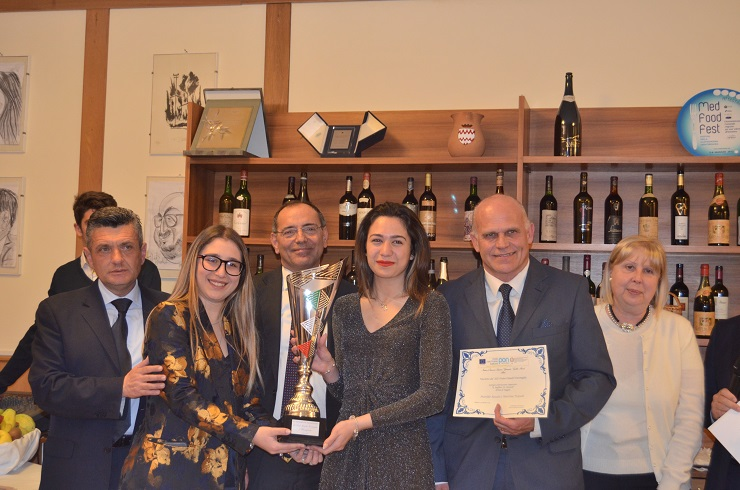 L'Alberghiero di Arma di Taggia vince il XIII Trofeo Claudio Ventimiglia