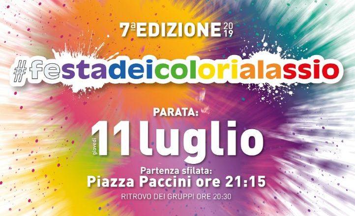 #festadeicolorialassio