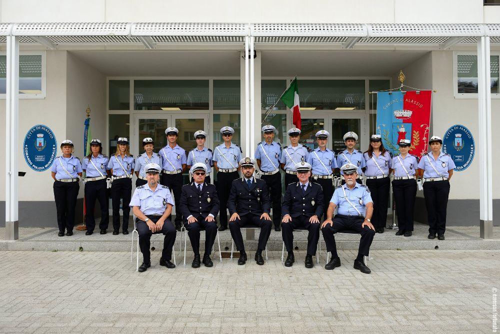 Polizia Municipale: riparte il servizio estivo