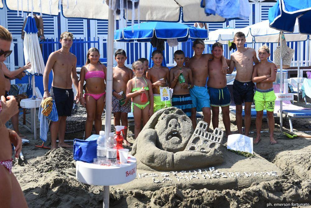 Castelli di Sabbia: vince la voglia di fare, di partecipare e il divertimento
