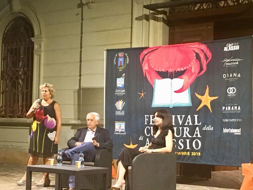 Nadia Terranova conquista il Premio Alassio Centolibri