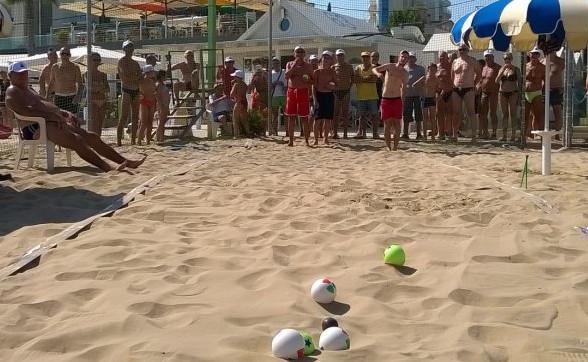 In attesa del mondiale giovanile, si parte con le beach bocce by Nutella