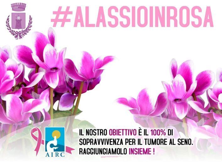 #ALASSIOINROSA