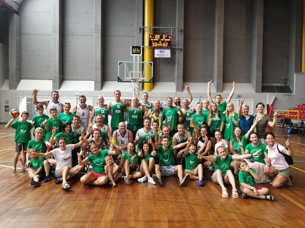 Alassio Cup Over 40 di Basket: edizione dei record!