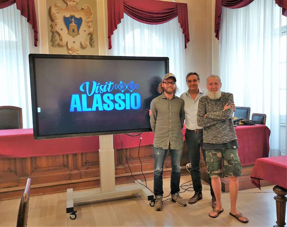 VisitAlassio: emozionante il nuovo video promozionale della Città del Muretto