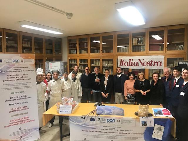 A Sant'Ambrogio studenti impegnati nella valorizzazione dei tesori di Alassio