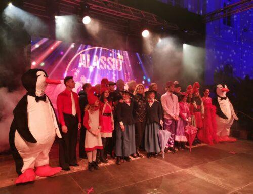 Il Natale Alassino parte con un'esplosione di entusiasmo, con grandi ospiti e grandieventi.