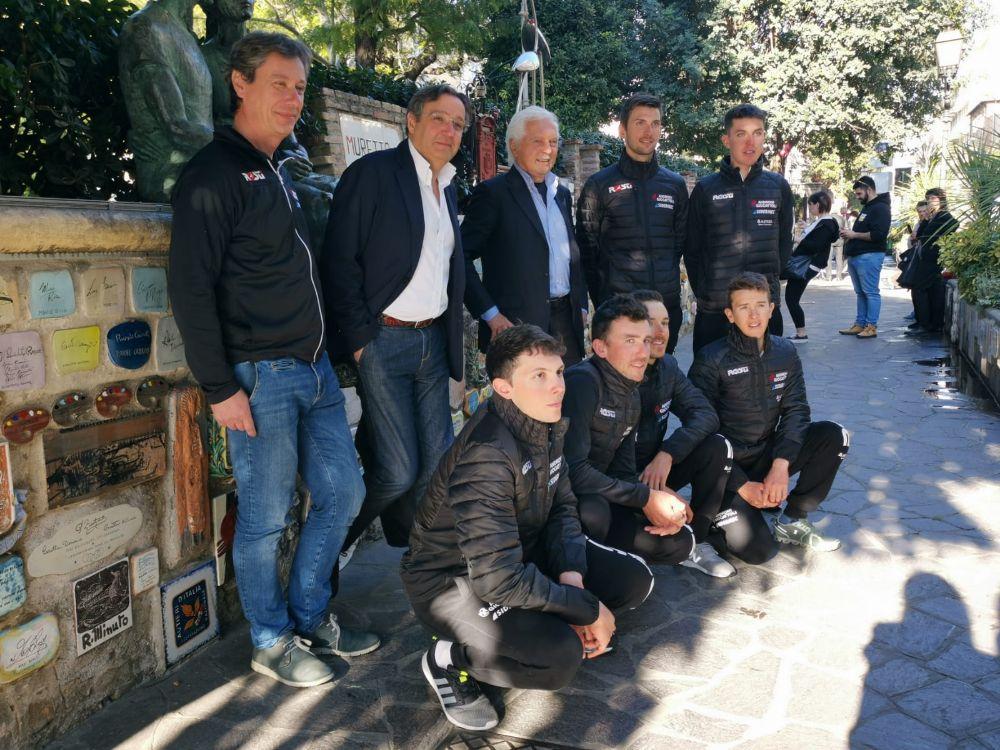 Androni Giocattoli Sidermec: pronti per il Trofeo Laigueglia