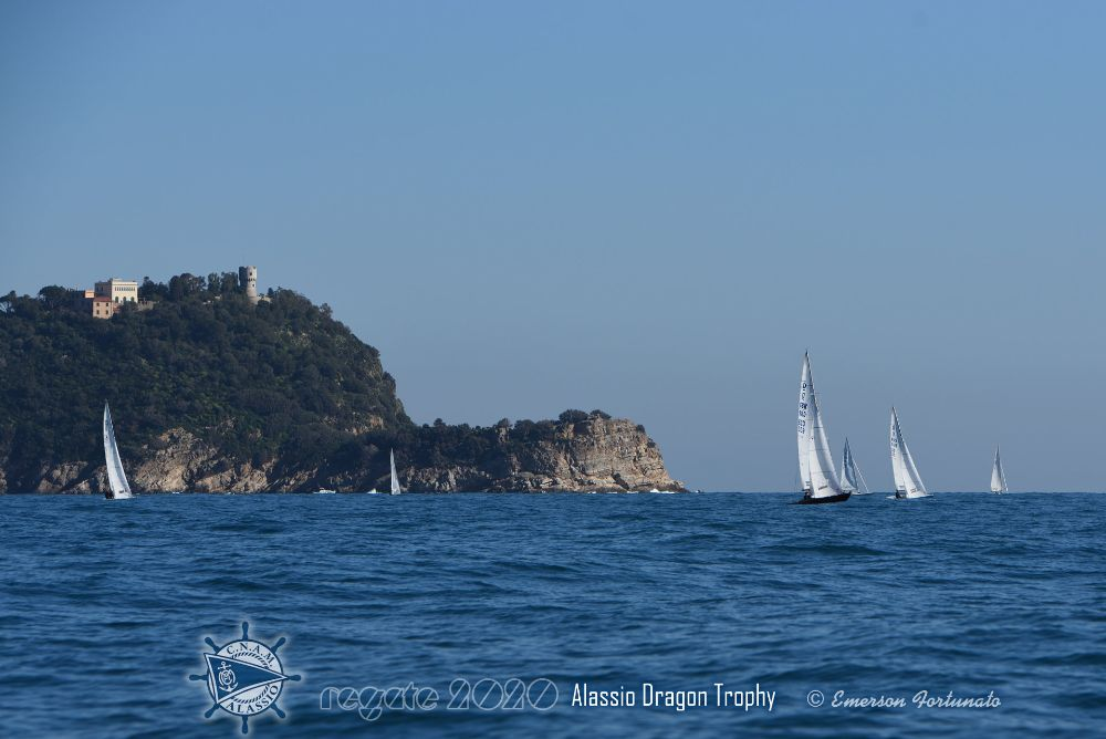 Alassio Dragon Trophy – Day One – No wind no race