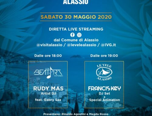 Alassio in live streaming