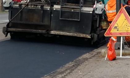 Al via gli asfalti sulla Via Aurelia
