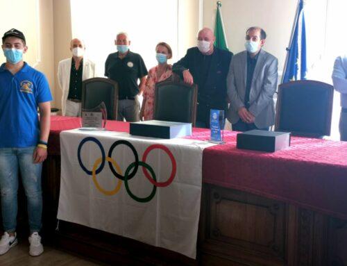 Dario Doglio è lo Sportivo dell'Anno del Comprensorio Ingauno del 2020.