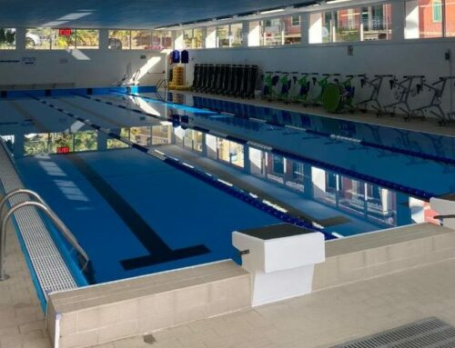 Riapre completamente rinnovata la piscina di Alassio