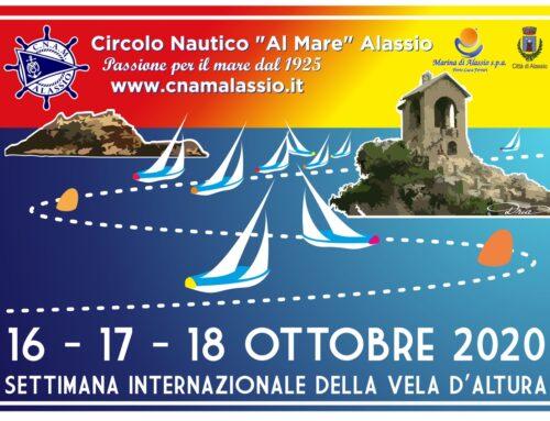 Dal 16 al 18 ottobre la Settimana Internazionale di Vela d'Altura