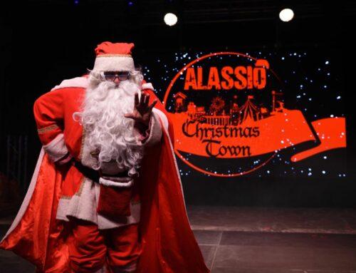 Alassio si prepara ad accendere il Natale