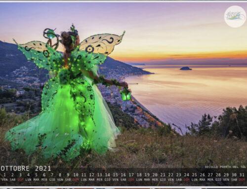 A ruba il Calendario della Festa dei Colori per Alessia