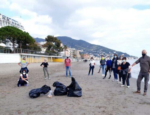 AWA: una domenica per pulire il litorale