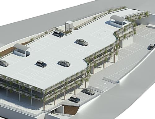 Parcheggio multipiano di Via Pera: affidato il cantiere