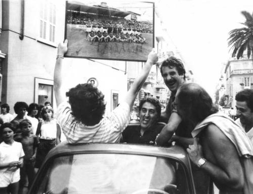 In Consiglio il Conferimento delle Chiavi della Città alla FIGC e della Cittadinanza Onoraria alla Nazionale Italiana di Calcio Campione del Mondo nel 1982