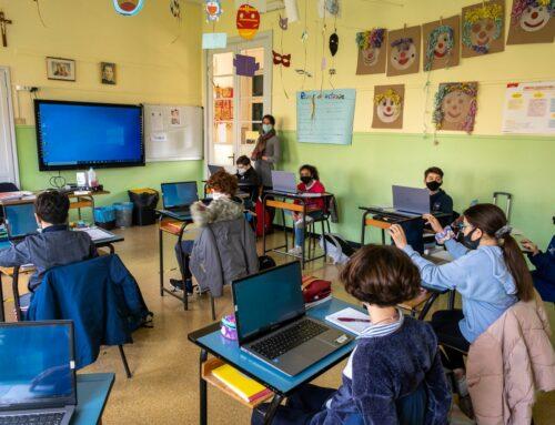 Un'aula itinerante per l'Istituto Figlie di Maria Ausiliatrice