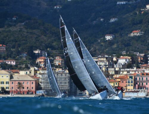 Settimana Internazionale di Vela d'Altura: il vento tradisce e non consente l'ultima prova