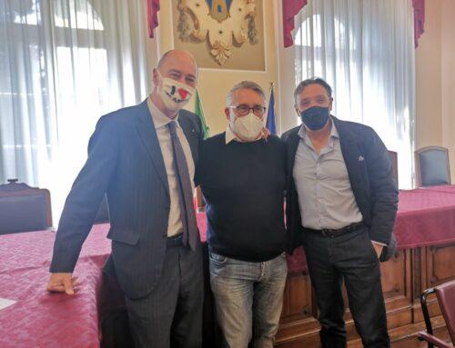 Bozzano incontra Galtieri e Melgrati