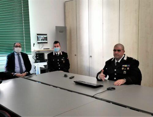Alberghiero e Salesiani a tu per tu con il Ten. Col. Massimo Ferrari