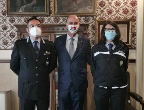 PM Alassio: entrata in servizio il nuovo ispettore Melissa Dall'Oco